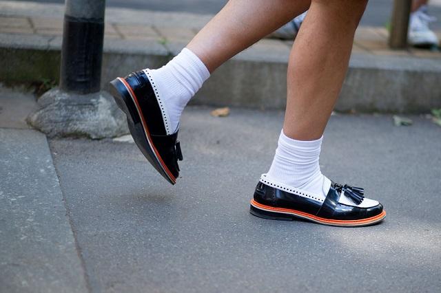 Уличный стиль: Неделя мужской моды в Милане Весна/Лето 2013
