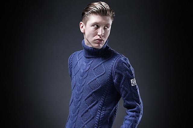Коллекция одежды Moncler Gamme Bleu Осень/Зима 2013