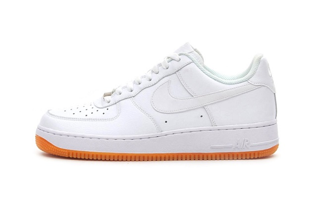 Новая линейка Nike Air Force 1 '07 Gum Soles Pack