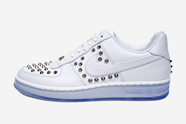 "Кроссовки Nike Air Force 1 ""Downtown Spike"" White"