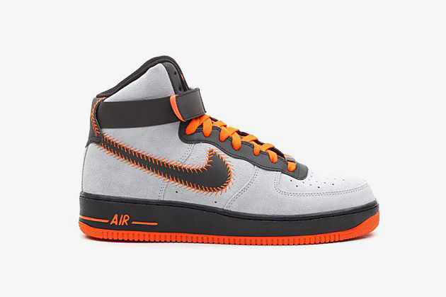 "Кроссовки Nike Air & Lunar Force 1 Hi ""Baltimore"""