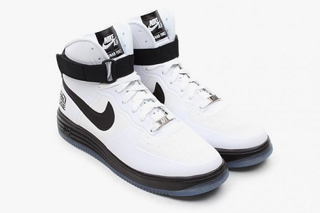 "Кроссовки Nike Air & Lunar Force 1 Hi ""Baltimore"""
