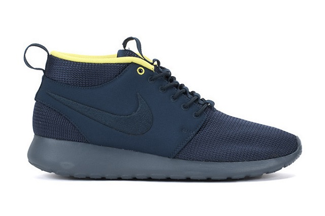 Кроссовки Nike Roshe Run Mid Весна/Лето 2013