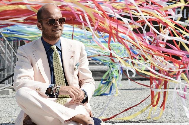 Выставка мужской моды Pitti Uomo 84: Часть 2