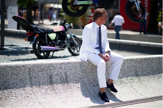 Во Флоренции открылась выставка мужской моды Pitti Uomo