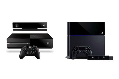 Microsoft Xbox One против Sony PlayStation 4