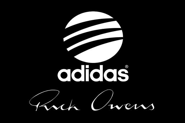 Рик Оуэнс создаст кроссовки для adidas