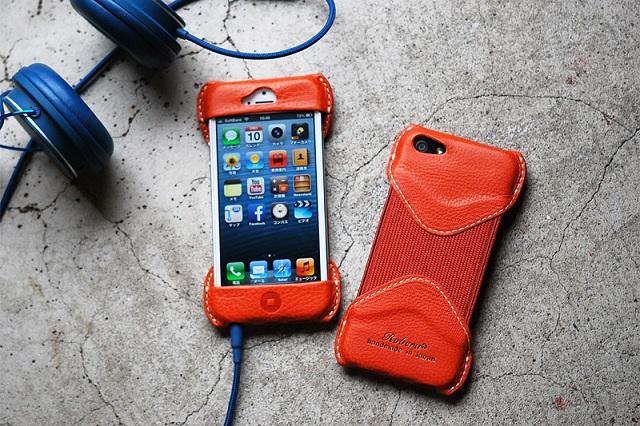 Кожаный чехол для iPhone 5 Roberu Toscana Vachetta