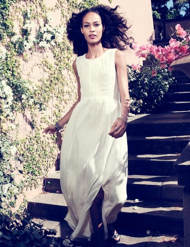 Романтический лукбук от H&M Лето 2013