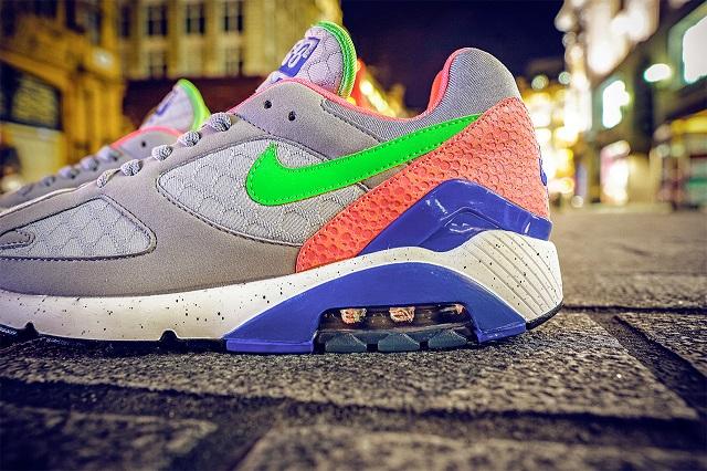 Новый пак кроссовок Size? x Nike Urban Safari