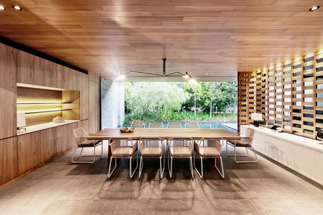 Дом «Wall House» от FARM Architects