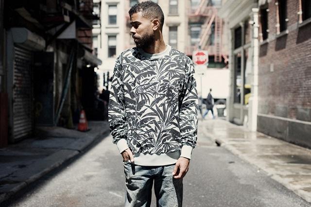 Лукбук осенне-зимней коллекции одежды марки Waimea 2013