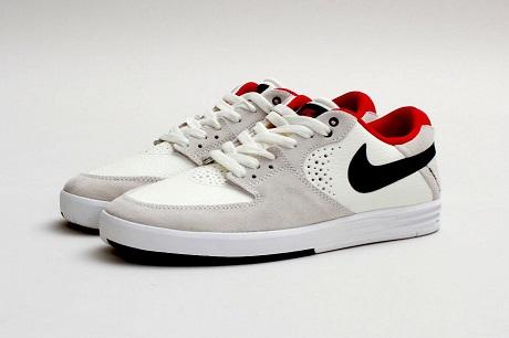 Кроссовки Nike SB Paul Rodriguez 7 University Red