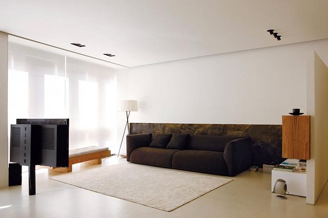 Апартаменты в нью-йоркском стиле в Италии