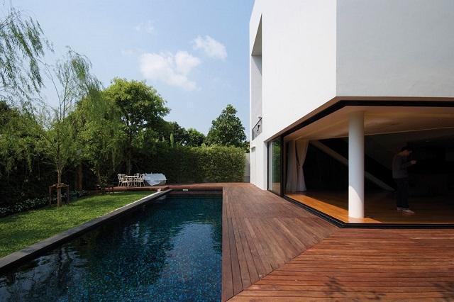 Семейный особняк Baan Moom в Бангкоке