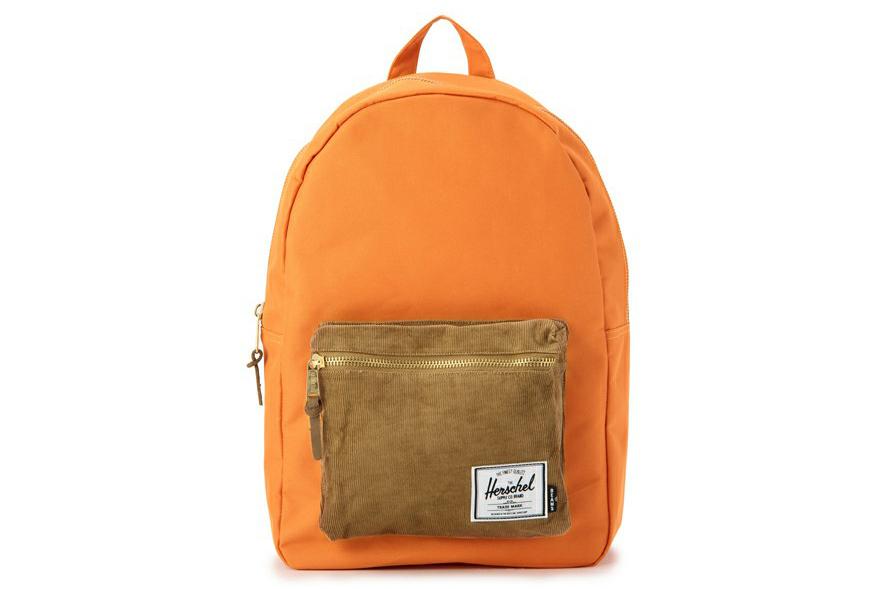 Совместная коллекция рюкзаков Herschel и BEAMS Лето 2013