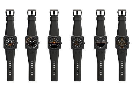 Комплект часов Bell & Ross для Only Watch 2013