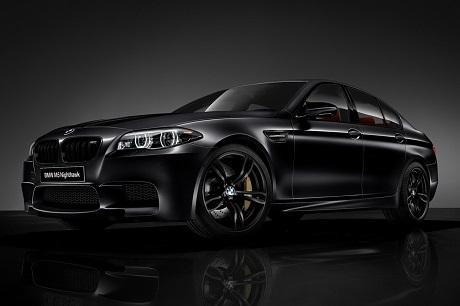 BMW M5 Nighthawk выйдет ограниченным тиражом в 10 экземпляров