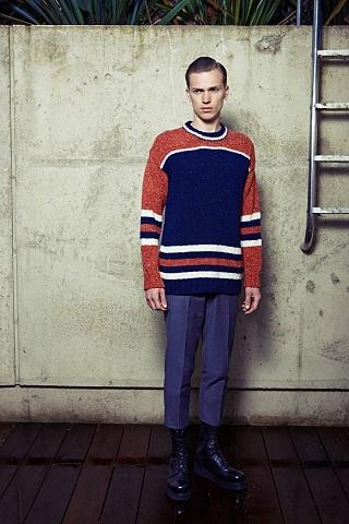 Коллекция одежды Casely-Hayford Осень/Зима 2013
