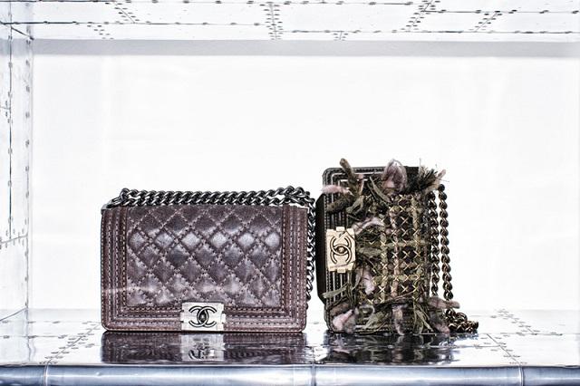 Сумки Chanel Metiers d'Art как образец высокого модного искусства
