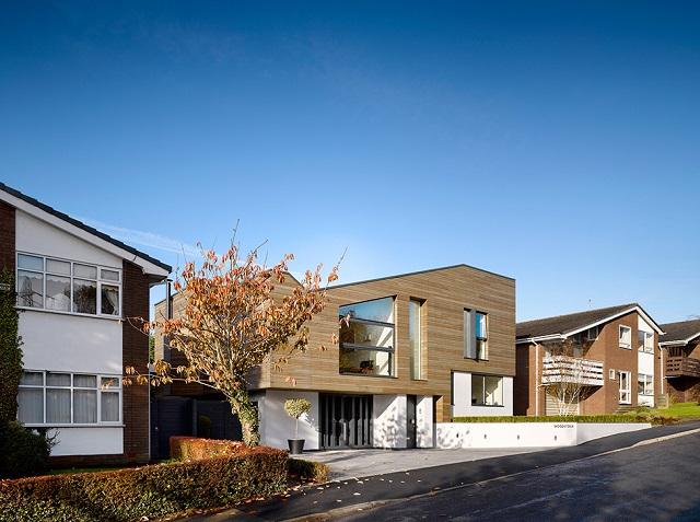 Дом для жизни в городской среде от Stephenson ISA Studio