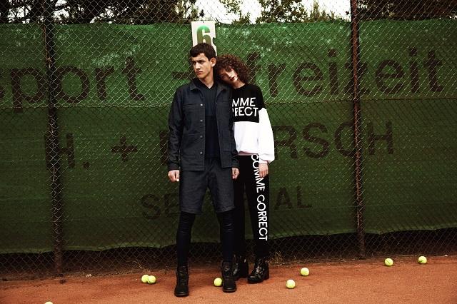 """Лукбук Этель Вонг """"Comme Correct"""" Весна/Лето 2013"""