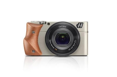 Состоялся официальный анонс компактной камеры Hasselblad Stellar