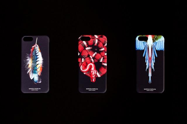 Защитные чехлы Highsnobiety x Marcelo Burlon для iPhone 5