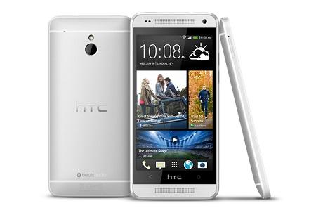 HTC One mini представлен официально