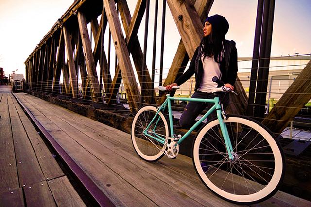 Кастом велосипеды Strada