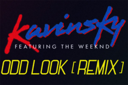 Новый ремикс Kavinsky feat. The Weeknd - Odd Look (Remix)