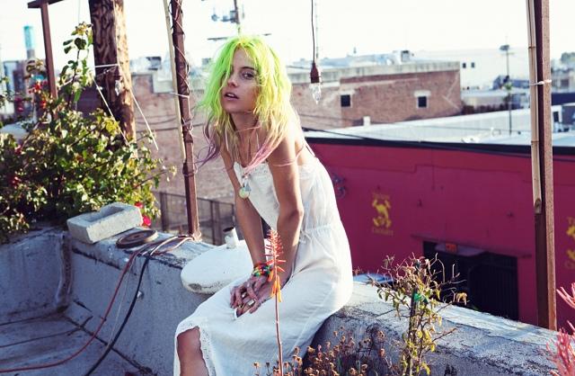 Коллекция одежды For Love & Lemons Июль 2013