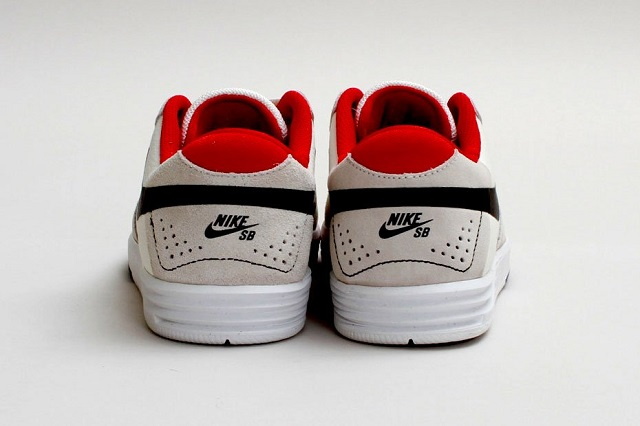 Кроссовки Nike SB Paul Rodriguez 7 University Red