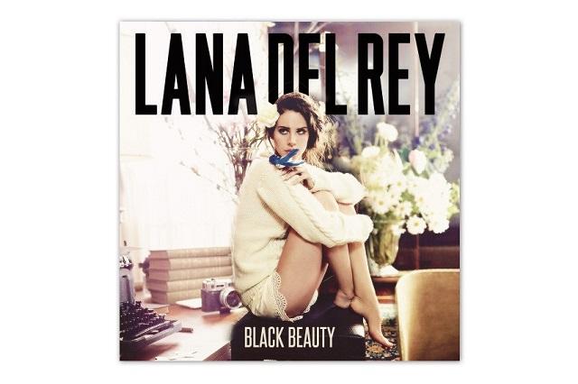 Лана Дель Рей выпустила мини-альбом Black Beauty