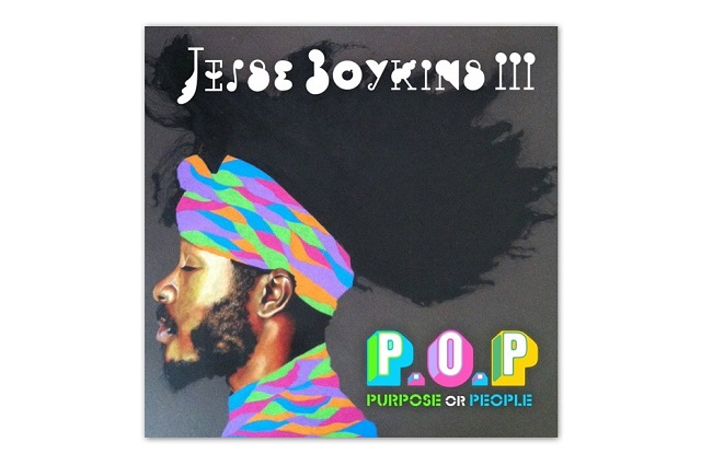 Мини-альбом Jesse Boykins III – P.O.P (purpose or people)