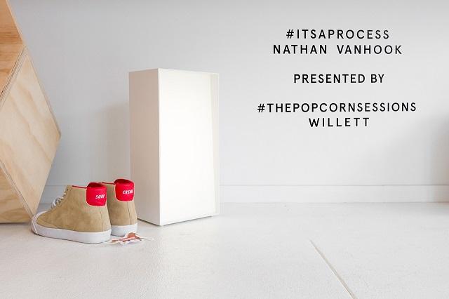 """Инсталляция """"#ITSAPROCESS"""" Натана Ванхока"""