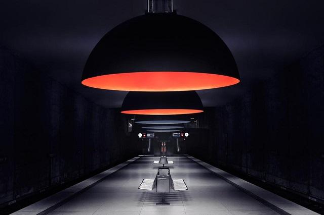 Ник Франк: метро Мюнхена