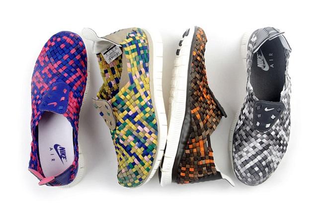 Кроссовки Nike Free Woven 4.0