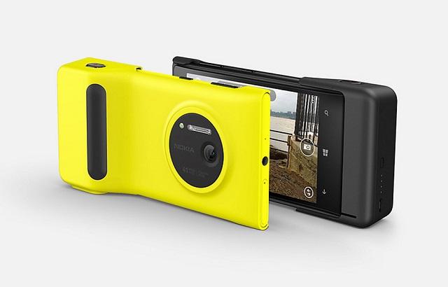 Nokia представила смартфон Lumia 1020 с 41-мегапиксельной матрицей