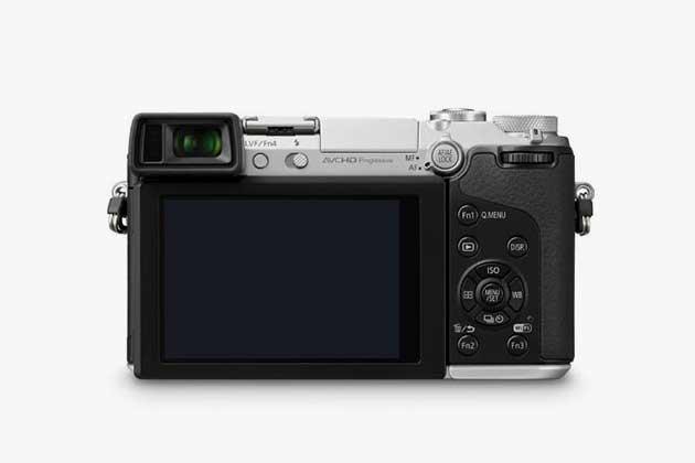 Спецификации и фотографии Panasonic Lumix GX7