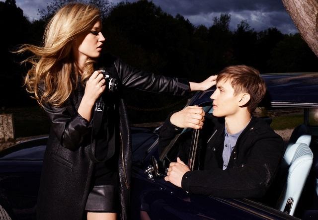 Рекламная кампания Sisley Осень/Зима 2013