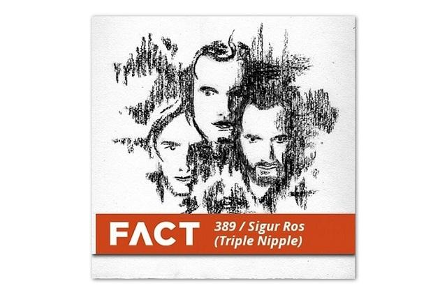 Аудиопоток Sigur Rós – FACT Mix