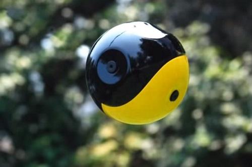 Squito - сферическая противоударная камера