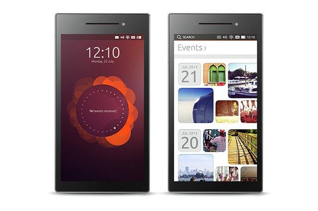 Официально анонсирован смартфон Ubuntu Edge