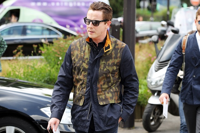 Уличный стиль: Неделя мужской моды в Париже S/S 2013. Часть III
