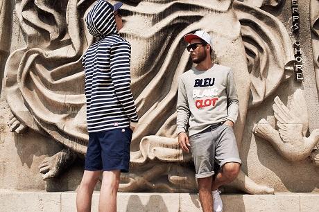 Капсульная коллекция BLEU BLANC CLOT 2013