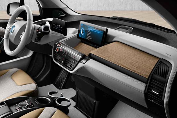 BMW i3: первый электромобиль премиум-класса