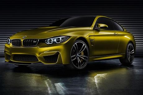 BMW M4: Новый концепт-кар серии M