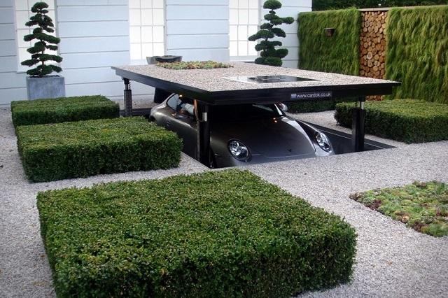 Подземный гараж CarDok: эффективное решение