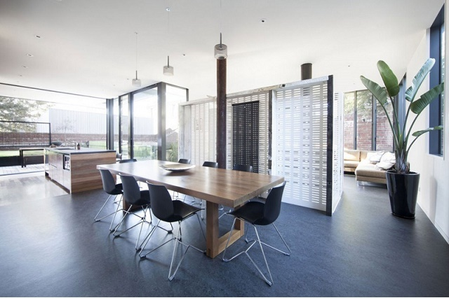 Дом на складе от Splinter Society Architecture